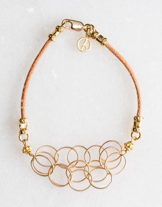 Bracelet G Sm Cir 116-1