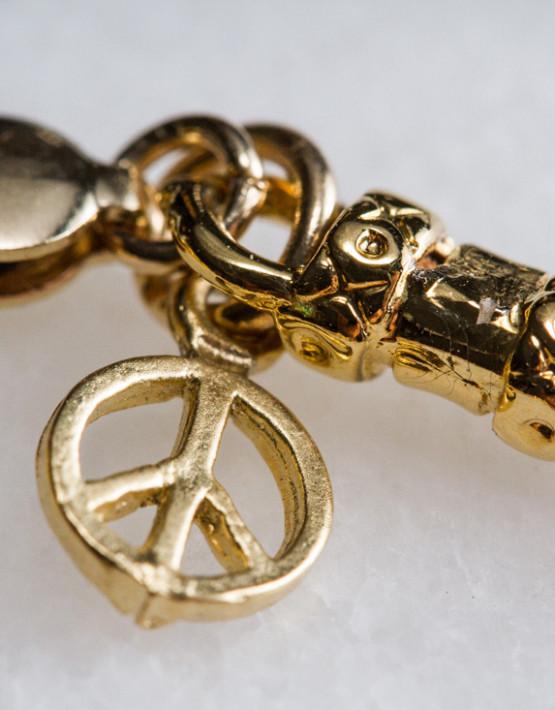 Bracelet G Sm Cir Det 116-2