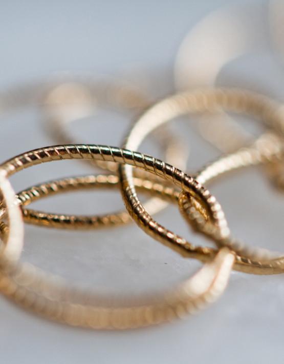 Bracelet G Sm Cir Det 116-3