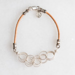 Bracelet SS Sm Cir 115-1