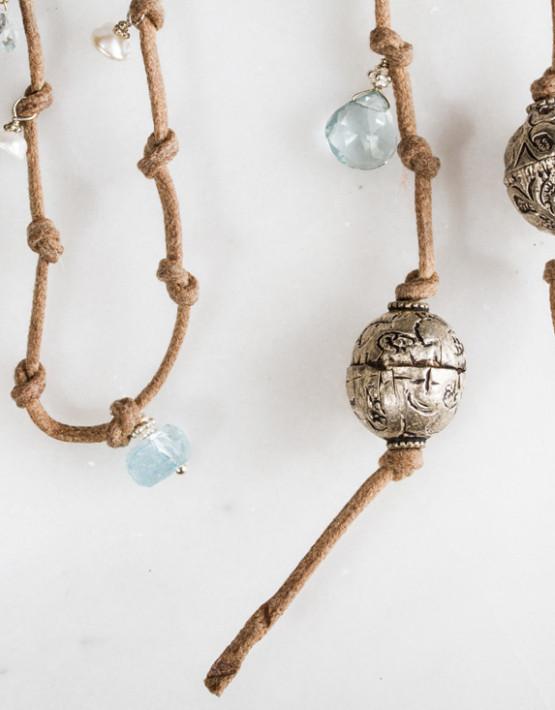 Lara SS Aq Pearl w Tibetan Balls Det 140-2_full